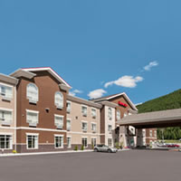 Photo Ramada Inn Creston exterior