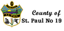 Welcome to the County of St. Paul! logo