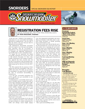 SSA NEWSLETTER Mid Winter 2015 Cover
