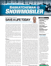 SSA NEWSLETTER Winter 2015_16 Cover