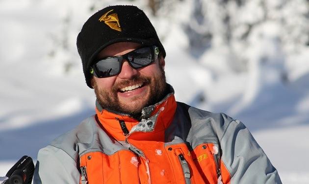 General Manager of Varda, Curtis Pawliuk.