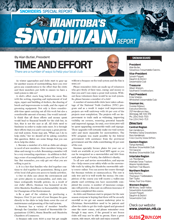 SNOMAN NEWSLETTER Fall 2015 Cover