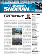 SNOMAN NEWSLETTER Spring 2016 Cover