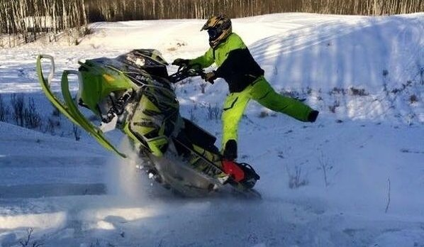 Snowmobiling in Duck Mountain Provincial Park | SnoRiders