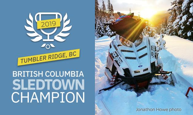 BC 2019 Sledtown Showdown