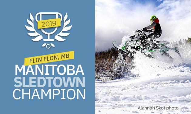 Manitoba 2019 Sledtown Showdown