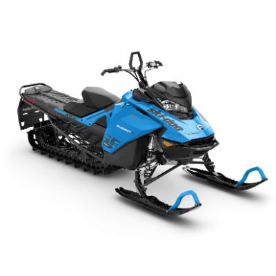 The Summit is one of the best-selling Ski-Doo snowmobiles on the market.