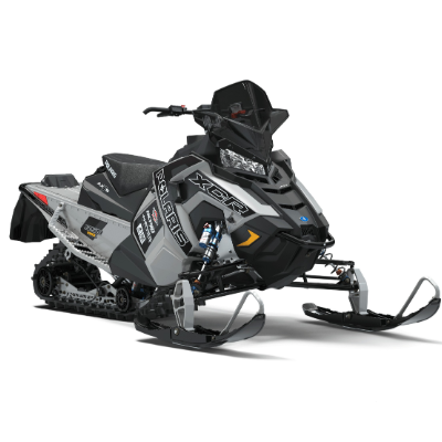 Polaris's INDY snowmobile is celebrating its 40th anniversary in 2020.