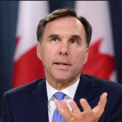 Canada's Finance Minister Bill Morneau delivered his fall economic statement on Wednesday, November 21, 2018.