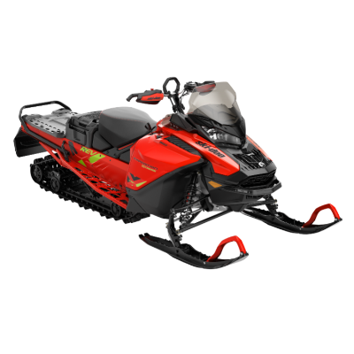 The Expedition REV Gen4 is a highlight of Ski-Doo's 2020 lineup of snowmobiles.