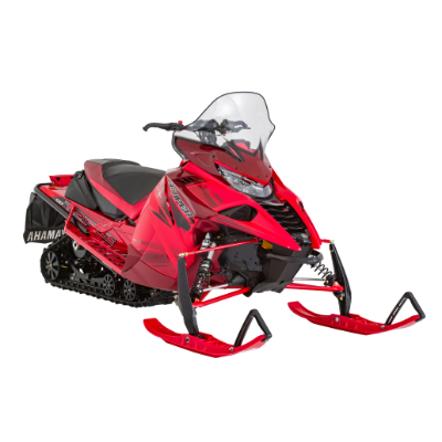 The SRViper L-TX GT is a highlight of Yamaha's 2020 lineup of GT snowmobiles.