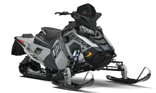 The Polaris RMK 850 is one of the best-selling snowmobiles on the market.