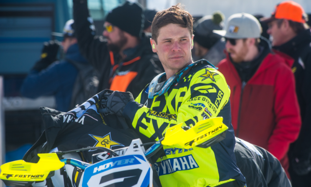 Riders feel the pressure of performing well at the X Games.