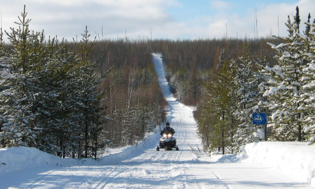 Narrow Hills Provincial Park offers a mixture of straight runs, twists, curves and hills through the boreal forest.