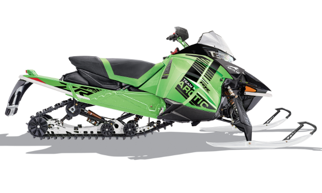TRAIL. The ZR series of Trail snowmobiles has an upgraded Arctic Race Suspension. The ZR RR is a no-compromise race replica aimed at the big bumps. It comes with race-winning features and competition-calibrated components like the new ARS II front suspension and Kashima-Coated FOX Shocks.