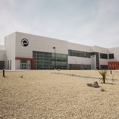 BRP's second facility in Juárez, and third in Mexico.