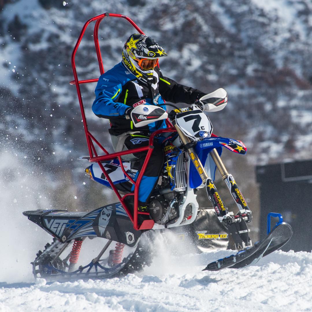 Blair Morgan at 2019 XGames in Colorado.