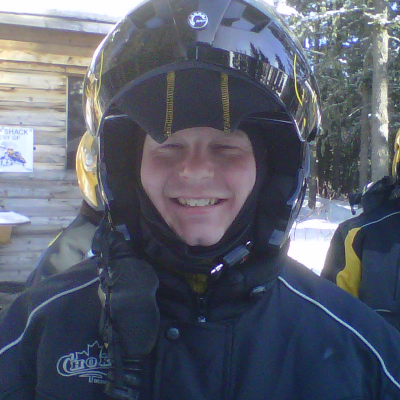 Mike Budan's passion for the combo of winter and snowmobiles is unprecedented.