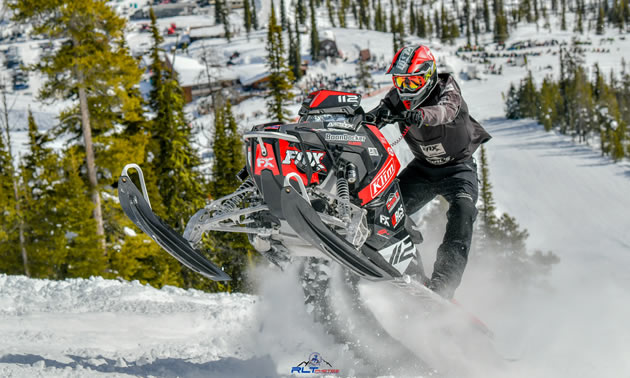 Justin Thomas, Rider 112.