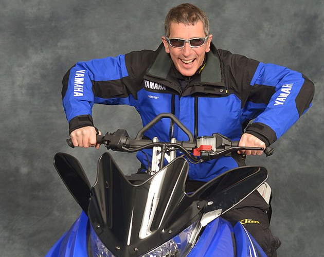 Kelowna Yamaha owner Terry Poirier