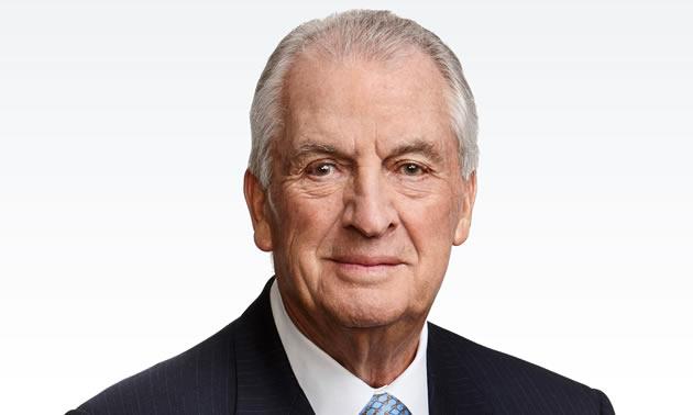 Laurent Beaudoin, Bombardier's Chairman Emeritus.