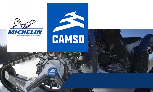 """""""Michelin and Camso have many values in common,"""" said Jean-Dominique Senard, Chief Executive Officer of the Michelin Group."""