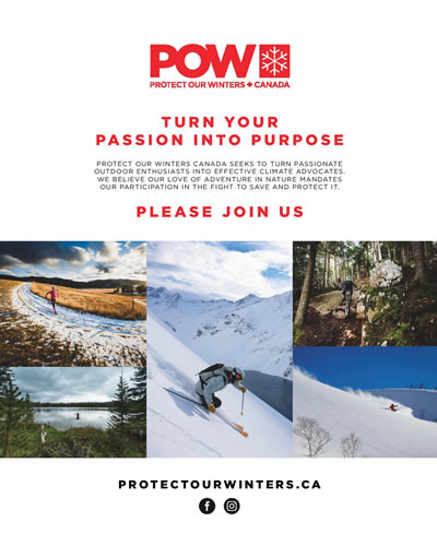 Poster from Protect Our Winter website.