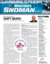 SNOMAN NEWSLETTER Fall 2016 Cover