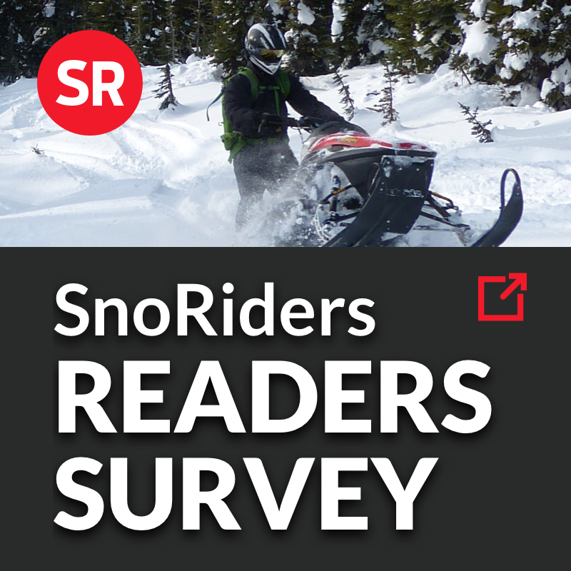 Take the SnoRiders Readers Survey