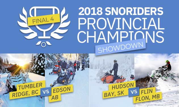 Round 5 of SledTown ShowDown ends on January 1, 2019.