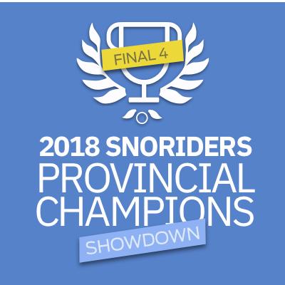 Tumbler Ridge, B.C., Edson, Alberta, Hudson Bay, Saskatchewan and Flin Flon, Manitoba have advanced to the semi-finals.