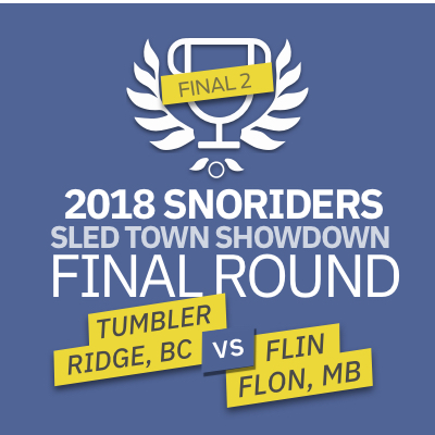 At long last, we finally know who's in the finals: Tumbler Ridge, B.C., vs. Flin Flon, Manitoba.