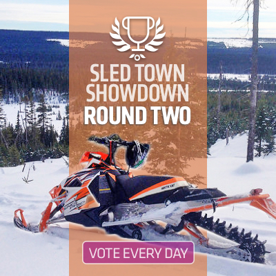 Fox Creek, Alberta, garnered the most votes in round 1.