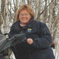 Shannon Scott of Regina, Saskatchewan