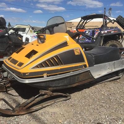 A Ski-Doo 340 model.