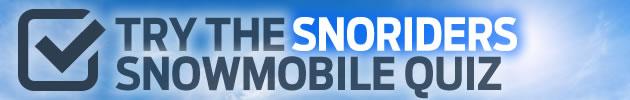 Ultimate Snowmobile Quiz