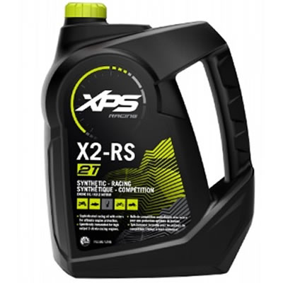 New X2-RS racing oil.