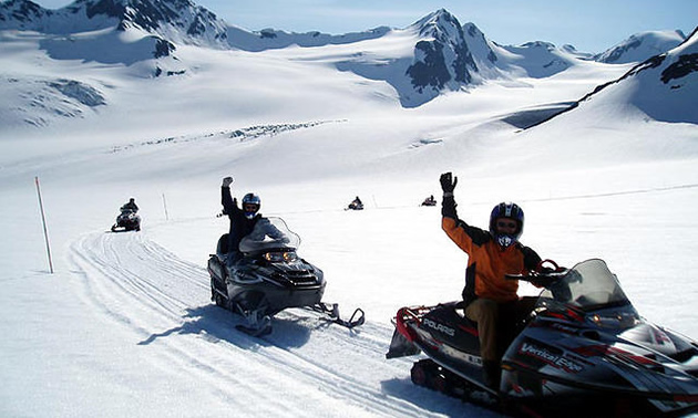 snowmobiles in the environment Protecting the environment n snowmobiles have a minimal environmental impact when operated properly and when at least four inches of snow cover the underlying.