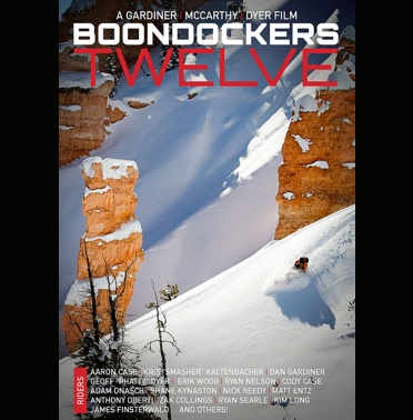 Boondockers twelve cover.