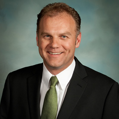 Brad Darling, new president of vehicles at Canadian company Ontario Drive & Gear (ARGO).