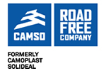 Extend your ride with Camso DTS 129! Logo