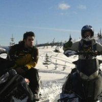 - Snowmobiling in Chetwynd is a popular winter activity.