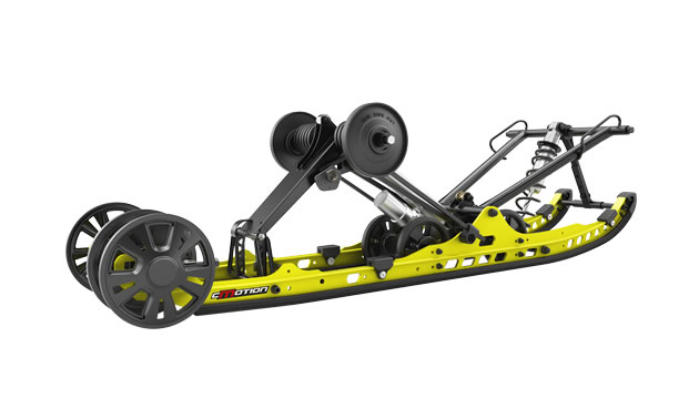 cMotion suspension from Ski-Doo.