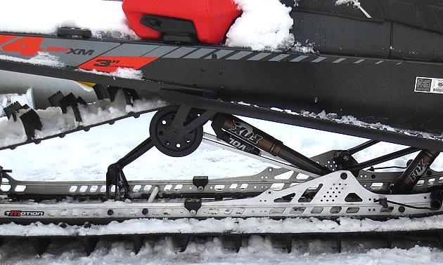 Fox Float 3 Evol Rear Shock Conversion Kit for Ski-Doo