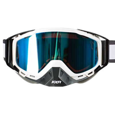 core snowmobile goggles.