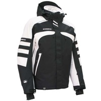 Intense men's insulated snowmobile jacket