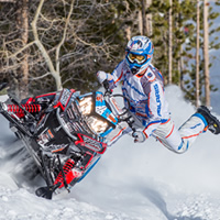 Keith Curtis at the RMSHA.