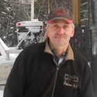 Onni Hyytiainen of the Kelsey Trail Sno-Riders snowmobile club.