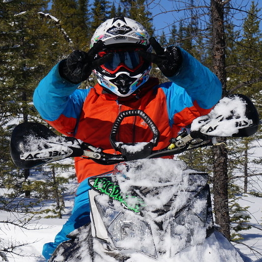 Mountain trails, lots of snow and interesting terrain—McBride has what snowmobilers seek.