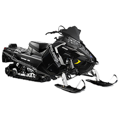 New 2018 Polaris Titan.